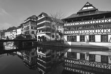 Free Strasbourg Canal Stock Photos - 4316873
