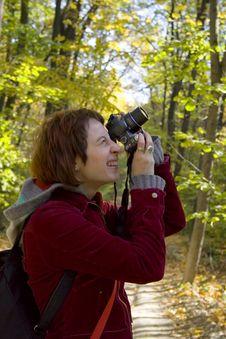 Free Photographer Stock Photo - 4316970