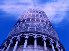 Free The Tower Of Pisa Royalty Free Stock Photos - 4317118