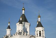 Free Orthodox Church Royalty Free Stock Photo - 4317335