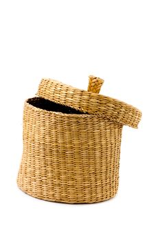 Free Woven Basket Royalty Free Stock Images - 4317339