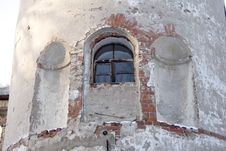 Free Window In A Tower Royalty Free Stock Photos - 4317638