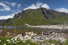 Free The Norwegian Landscape Stock Photos - 4319003