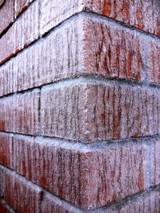 Free Icy Brick Wall Royalty Free Stock Images - 4319269