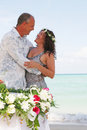 Free Wedding Day On The Beach Royalty Free Stock Photo - 4320145