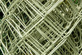 Free Metal Net In Close Up Royalty Free Stock Photography - 4322887