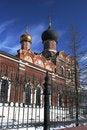 Free Moscow Church Royalty Free Stock Photos - 4323518