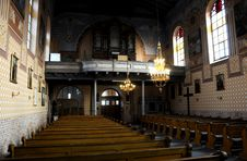 Free Inside A Church Stock Photos - 4320963