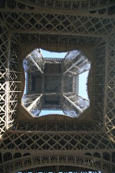 Free Another View Of Tour Eiffel Stock Photo - 4320980