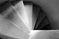 Free Old Stairs Stock Image - 4320991