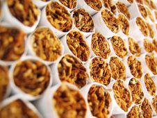 Free Cigarette Royalty Free Stock Photo - 4321785
