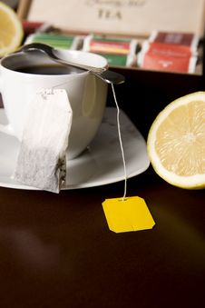 Free Cup Of Tea Royalty Free Stock Photos - 4321938