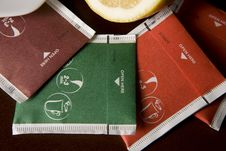 Free Teabags Stock Photos - 4322003