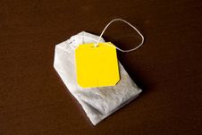 Free Teabag Stock Photography - 4322062