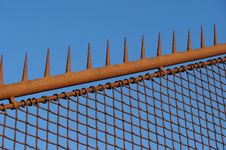 Free Fence Royalty Free Stock Photo - 4324975