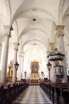 Free Church Stock Image - 4325021