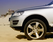 Free Front Part Of Car Stock Photography - 4325942