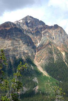 Free Mountain In Rockies Stock Photo - 4326410