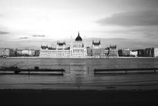 Free Budapest Parliament Building Stock Photography - 4326812