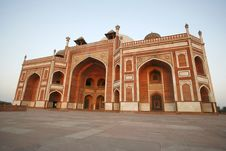 Free Humayun Tomb, Delhi, India Stock Photos - 4329463