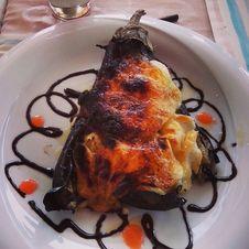 Free Eggplant - Dish Roaring25 Royalty Free Stock Images - 43205269