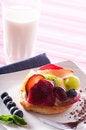 Free Fruit Tart Royalty Free Stock Photos - 4334148