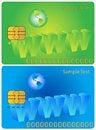 Free Banking Card Stock Image - 4335301