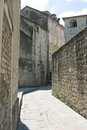Free Narrow Old Street Royalty Free Stock Images - 4335539