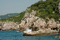 Free Sea Shore Royalty Free Stock Photo - 4335655