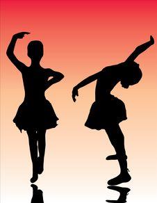 Free Ballerina Stock Image - 4330201