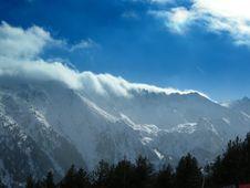 Free Cloud Mountain Stock Photo - 4330270