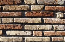 Free Brick Wall Texture Royalty Free Stock Photos - 4330288