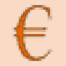 Free Euro Symbol Stock Images - 4331174