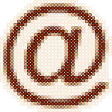 Free Email Symbol Royalty Free Stock Images - 4331209