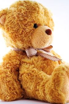 Free Teddybear Royalty Free Stock Photography - 4331687