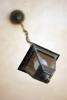 Free An Old Lamp Royalty Free Stock Photography - 4331707