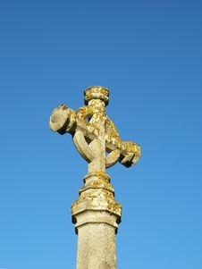 Free Celtic Cross Stock Photography - 4333232