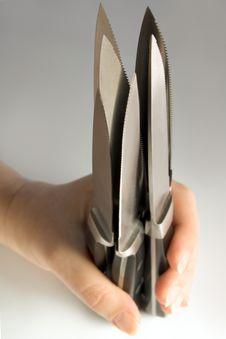 Free Knives Stock Photos - 4333563
