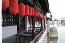 Free A Simple  Tea House Stock Photography - 4333802
