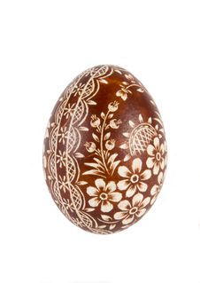 Free Easter Egg Stock Image - 4333821