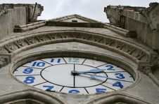 Free Basilica Clock Tower Royalty Free Stock Photography - 4333917