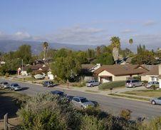 Free Local Neighborhood Royalty Free Stock Photography - 4334177