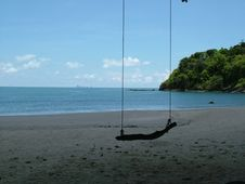 Free The Beach In Thailand Stock Image - 4334431