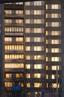 Free Building Facade Stock Photo - 4334460
