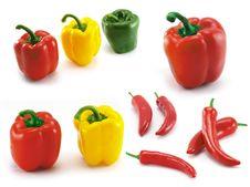 Free Various Pepper - Paprika Photo Royalty Free Stock Photos - 4334888