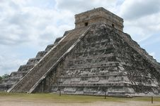 Free Chichen Itza Stock Photos - 4334963