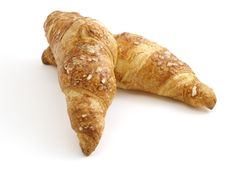 Free Croissants Royalty Free Stock Photos - 4335358