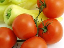 Free Vegetables Close-up Royalty Free Stock Photos - 4335418