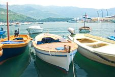 Free Little Boats Royalty Free Stock Photography - 4335527