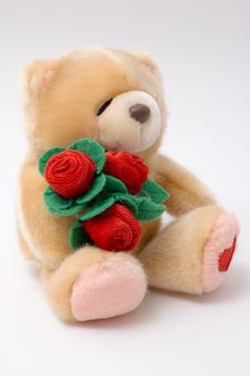 Free Lovely Teddy Bear Stock Images - 4335624